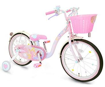 アイデス プリンセス ゆめカワ 16インチ ピンク <完成品>★今なら自転車カバープレゼント!【包装不可】アイデス ides 子供用自転車