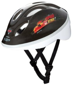 キッズヘルメットカーズSサイズ【クレジットOK!】アイデス子供用ヘルメット