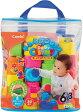【babyClemmy】 やわらかブロック ボリュームパック 141048【コンビ 知育玩具】