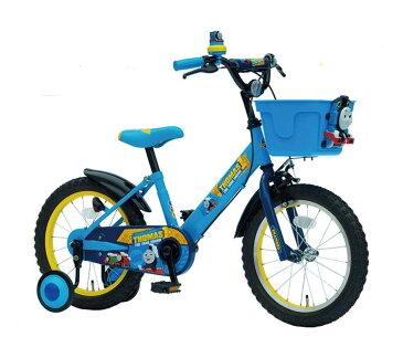きかんしゃトーマス 16インチ <完成品>☆今なら、自転車カバープレゼント!【セール期間限定】上尾工業 子供用自転車【ky】【smtb-k】