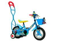きかんしゃトーマス12インチ<完成品>【セール期間限定】子供用自転車