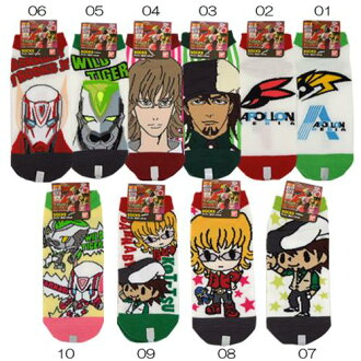 Lady's socks ◎ tiger & bunny /TIGER & BUNNY ☆ animated cartoon character miscellaneous goods (socks for women) mail order ☆● fs3gm