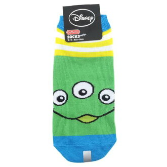 Ladies socks toy story alien border BL Disney gadgets for women hosiery store Bell common all points five times 05P20Nov15 3800 Yen coupon distribution during 11 / 24 until PM24
