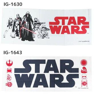 星球大戰 》 力覺醒日本毛巾手毛巾 ver2 星球大戰 ins 35 × 90 釐米電影花式進口的日本商品