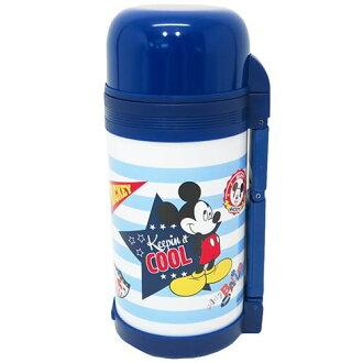 米奇&唐納德保溫保冷水壺大容量不銹鋼瓶迪士尼喜愛的1200ml休閒用品新奇商品郵購電影收集