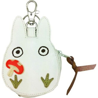 龍貓龍貓零錢包,可愛的模切袋小龍貓吉卜力工作室 ensky 吉祥物動漫玩具店