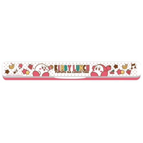 食洗機対応 お箸 & はしケース お箸セット 星のカービィ エンスカイ 18cm ランチ 雑貨 メール便可