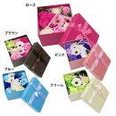 シャボンフラワーソープフラワー5COLORBOXポピー14×11×13cmお花の贈り物ギフトバッグ付き通販