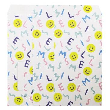 長札 金封 L 3枚セット ポチ袋 SMILE ALPHABET オクタニコーポレーション おとしだま袋 封筒 おもしろ雑貨通販 【メール便可】【あす楽】【プレゼント】ベルコモン【ママ割 エントリーで5倍】12/14まで