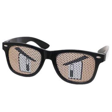面白サングラス コスプレ メガネ 四角目 メッシュタイプ オクタニコーポレーション 伊達眼鏡 仮装小物 パーティー雑貨通販