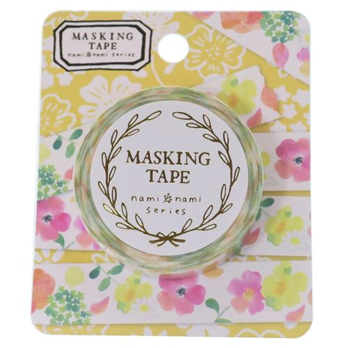 裁縫材料, 手芸用テープ nami nami 15mm