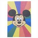 ポチ袋 お年玉袋 ミッキーマウス レインボー ディズニー スモールプラネット ミニ封筒 ノスタルジカシリーズ メール便可