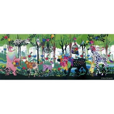 送料無料 Kayo Horaguchi インテリア パネル ホラグチ カヨ Promenade 美工社 ZKH-52552 100x45x4cm フレームレス キャンバスアートインテリア 取寄品