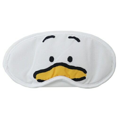 旅行用品 トラベル アイマスク あひるのペックルサンリオ SHO-BI プレゼント トラベル 雑貨 メール便可