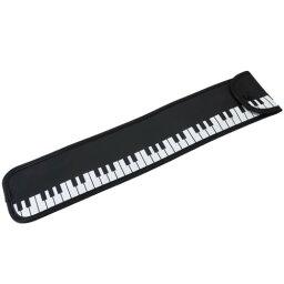 タテ笛ケース 鍵盤 リコーダーケース 新 入学 カミオジャパン 音楽授業 名札付き 新学期 雑貨
