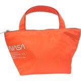 保冷 ランチバッグ NASA ランチバッグ オレンジ 宇宙 ティーズファクトリー お弁当かばん 新 入学 新学期 準備 コレクション通販