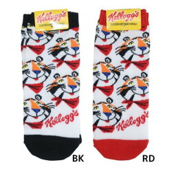 レディース ソックス 女性用 靴下 ケロッグ トニー総柄 オクタニコーポレーション プレゼント メール便可