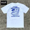 新作【あす楽】HUF(ハフ) プリントTシャツ【WHITE/ホワイト/白】アメカジ ストリート TS00719