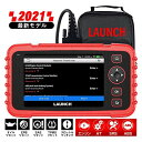 LAUNCH CRP129X OBD2故障診断機 スキャンツール Androidベー...