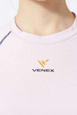 【新色登場!】【送料無料】VENEXベネクスリカバリーウェアレディースリラックスロングスリーブT