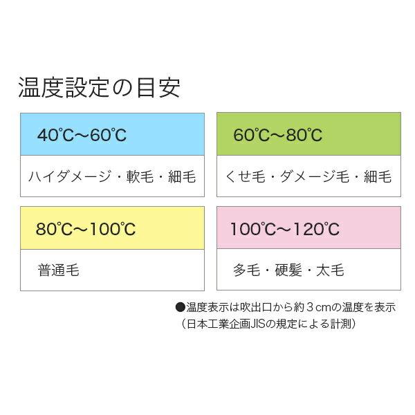 !!クレイツドライヤー エレメア ドライ    髪に適温 5段階温度可変式ドライヤー  ドライヤー パーソナルケア コテ