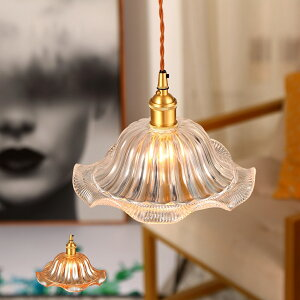 Pendant Light Fashionable Ceiling Lighting LED Lighting Fixture Showa Antique Retro Dining Glass Vintage Simple Cute Brass Handmade Entrance Toilet Stairs Kitchen Bedroom Dining Living bedroom