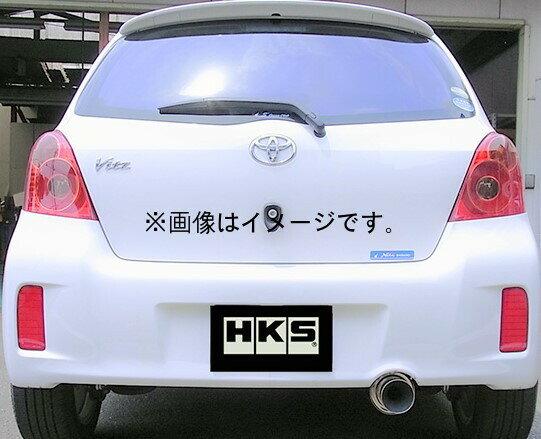 排気系パーツ, マフラー  HKS Hi-Power409 409 TOYOTA RS NCP91 0502-1012 (32003-AT016)