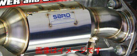 排気系パーツ, キャタライザー  SARD SPORTS CATALYZER TOYOTA 2 GF-JZX100 1JZ-GTE 5MT 98.08-00.10 (89027)