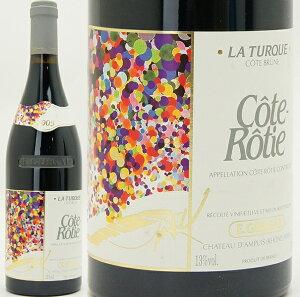 【送料無料】【送料無料】[2005] コート・ロティ ラ・トゥルク  750ml(ギガル)赤ワイン【...
