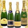 ワインセット ワイン ギフト 【送料無料】衝撃コスパ!金賞入り超豪華シャンパン4本セット 第32弾 ^W0CX32SE^