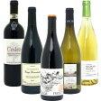 ワインセット 【送料無料】 赤ワイン 白ワイン ワインセット BIOワイン極上赤白5本セット(赤3本+白2本)≪第43弾≫^W02I43SE^