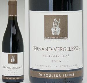 [2006] ペルナン・ヴェルジュレス レ・ベル・フィーユ 750ml(デュフルール・フレール)赤ワ...
