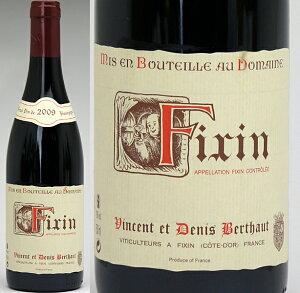 [2009] フィクサン  750ml (ヴァンサン・ドニ・ベルトー)赤ワイン【コク辛口】【楽ギフ_...