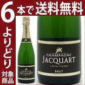 【よりどり】【6本ご購入で送料無料】ジャカール シャンパン ブリュット 750ml白泡【シャンパン コク辛口】【YV】^VAQM06Z0^