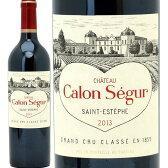 [2013] シャトー カロン セギュール 750ml(サンテステフ第3級)赤ワイン【コク辛口】【ワイン】【GVA】【AB】^AACS0113^
