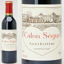 [2002] シャトー・カロン・セギュール ハーフ  375ml (サンテステフ第3級)赤ワイン【コク辛口】【ワイン】【GVA】【RCP】【AB】【wineday】^AACS01HR^