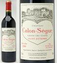 [1999] シャトー・カロン・セギュール 750ml(サンテステフ第3級)赤ワイン【コク辛口】 【ワイン】【GVA】【RCP】【AB】【wineday】^AACS0199^