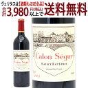 [2011] シャトー カロン セギュール 750ml(サンテステフ第3級 ボルドー フランス)赤ワイン コク辛口 ワイン ^AACS0111^