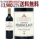 よりどり6本で送料無料[2013] シャトー ペデスクロー 750ml(ポイヤック第5級 ボルドー フランス)赤ワイン コク辛口 ワイン ^ABUX0113^