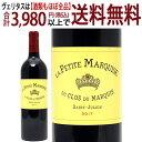 [2017] ラ プティット マルキーズ デュ クロ デュ マルキ 750ml(サンジュリアン ボルドー フランス)赤ワイン コク辛口 ワイン ^ACLC2317^