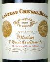 [2005] シャトー・シュヴァル・ブラン  750ml (サンテミリオン第1特別級A)赤ワイン【コク辛口】【wineday】^AKCH01A5^