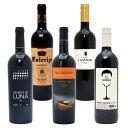 【送料無料】驚愕の美味さ スペイン超コスパワイン激旨赤5本セット ワインセット ^W0SC95SE^
