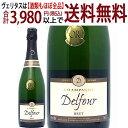 よりどり6本で送料無料シャンパン ブリュット 750mlデル...