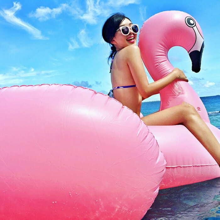 おすすめの浮き輪・フロート10選 フラミンゴ