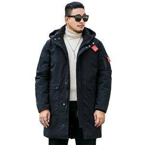 VeroMan ダウンコート メンズ 中綿 コート ジャケット 厚手 カジュアル 大きいサイズ
