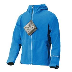 VeroMan メンズ レディース ゴアテックス ジャケット マウンテンパーカー アウトドア 釣り フィッシング 登山 ウェア アウター GORE TEX 防水 ブルー