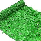 VeroMan 1m×10m リーフラティス グリーンフェンス 目隠し 緑のカーテン ハードネットタイプ 日よけ サンシェード