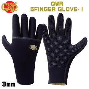 15/16SURFGRIP【サーフグリップ】QWR5FINGERGLOVE‐3mm