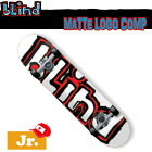 BLIND�ڥ֥饤��ɡۥ���ץ꡼��MATTELOGOCOMPWHT/RED7.0YOUTH���å�����