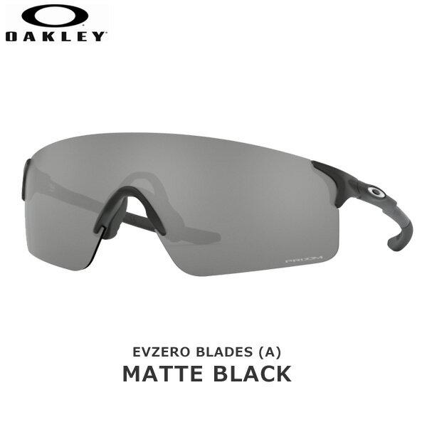 スポーツウェア・アクセサリー, スポーツサングラス  OAKLEY EVZERO BLADES (A) Matte Black Prizm Black oky-sun